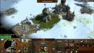 Let's Play Age Of Empire Iii -02.gefecht -folge 01#