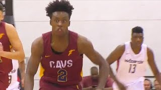 Collin Sexton Taking Over The Cavs After LeBron James Leaves Cleveland In NBA Debut! Summer League