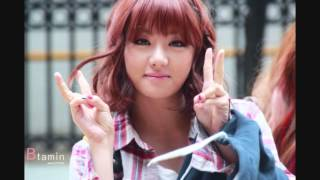 eunb from ladies code