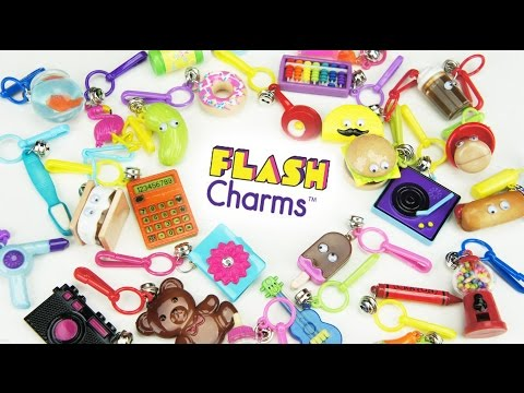 Flash Charms Haul and Collection