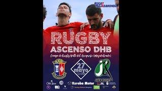 Rugby, Ascenso División de Honor B: CR Majadahonda - Jaén Rugby
