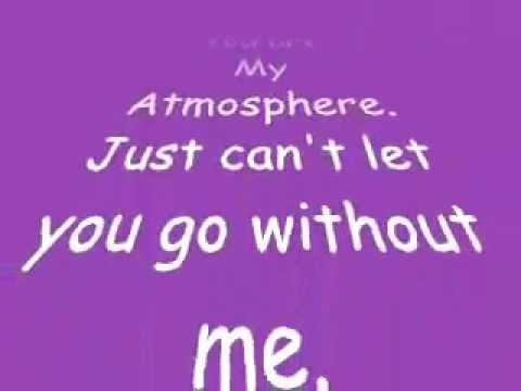 Bri Delvalle- Atmosphere (Karaoke/Lyric Version)