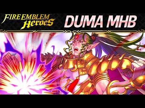 Fire Emblem Heroes - Duma Mythic Hero Battle ABYSSAL, Infernal & Lunatic F2P Guide (No Veronica)