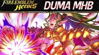 Fire Emblem Heroes - Duma Mythic Hero Battle ABYSSAL, Infernal & Lunatic F2P Guide (No Ver ...