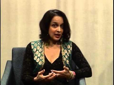Tanuja Desai Hidier interviewed by Lynn Montague for KSUN-TV/Bombay Blues-2015 South Asia Book Award