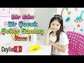 Ceylin-H | Bir Gün Bir çocuk şeker Sanmış Ilacı şarkısı - Nursery Rhymes & Super Simple Kids Songs