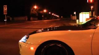 240sx sr20det Vs Toyota Supra