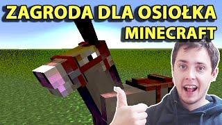 Minecraft Po Polsku Survival na Modach | ZAGRODA DLA OSIOŁKA