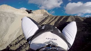Sunrise Wingsuit Jump - Raw Footage thumbnail
