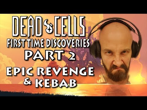 Dead Cells gameplay - First Time Discoveries, Part 2 - Epic revenge & Kebab (Carnivore)