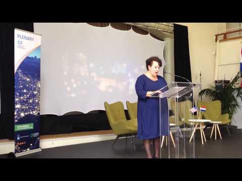 Speech Minister for the Environment Sharon Dijksma