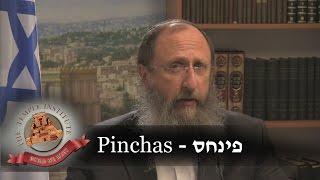Weekly Torah Portion: Pinchas