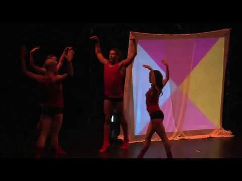 LCP Dance Theatre - Lust Lost Last - Bernie Grant Arts Centre - London