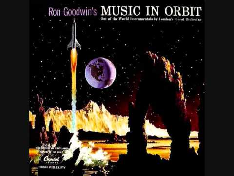 Ron Goodwin - Music in orbit (1958)  Full vinyl LP