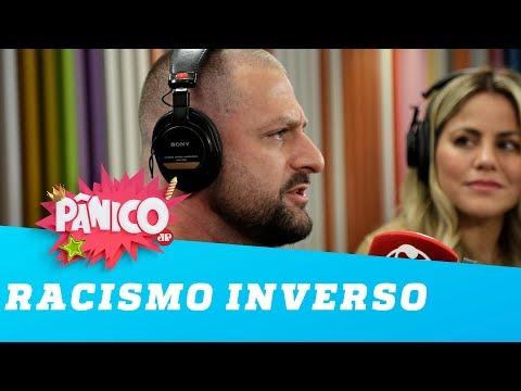 Italo Marsili: 'O racismo inverso é uma idiotice mesmo'
