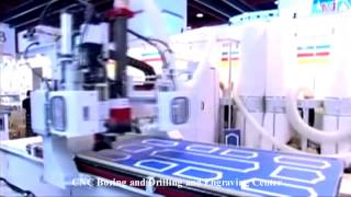 2015 Bcamcnc Promotional Video---china Cnc Router,atc Cnc Router,nested Panel Production.