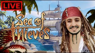 🔴 FAVIJ LIVE: SEA OF THIEVES