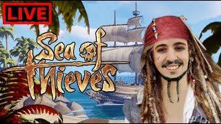 🔴 FAVIJ LIVE: SEA OF THIEVES 2017 Video