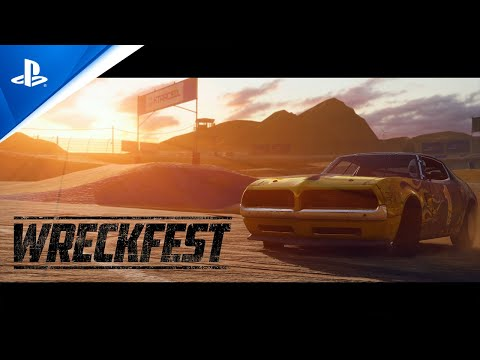 Wreckfest - PlayStation 5 Feature Trailer | PS5