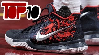 Top 10 Nike Kyrie 3 Shoes Of 2017