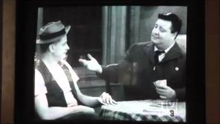 Ralph Kramden Gets Owned In Gin Rummy