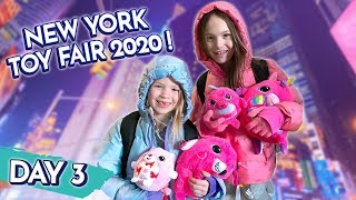 BOOTH TOURS Lotta Looks, Rainbocorns, Fifi the Flossing Sloth and more! (Toy Fair `20)