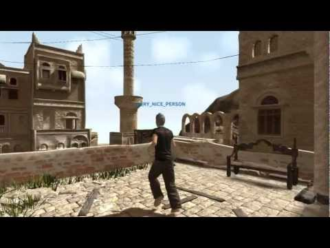 Uncharted 3 - Gameplay - Playstation Home Minigame - Fortune Hunter