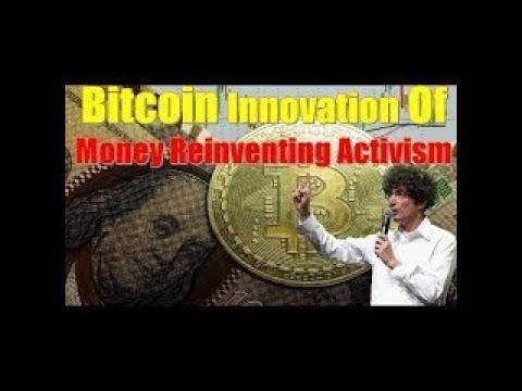 James Altucher: Analysis And Predictions 2018 Bitcoin Innovation Of Money And Reinventing