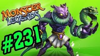 ✔️MÃNG XÀ VƯƠNG !! - Monster Legends Game Mobiles - Quái Vật Android, Ios #231