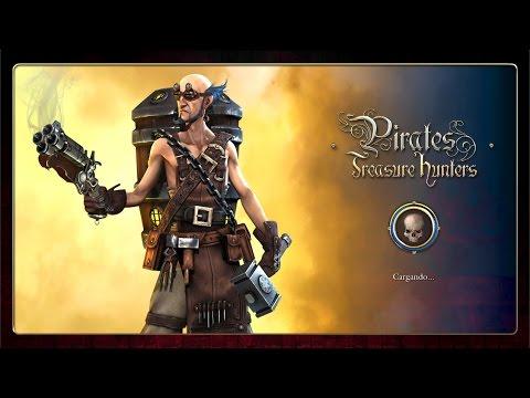 Mi Primera Partida en Pirates Treasure Hunters