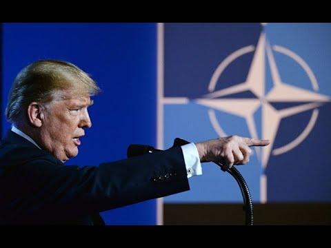 Le Point (Франция):  саммит НАТО — праздник закончился. Le Point, Франция.