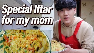What if I make Biryani for my Mom? | Special Iftar