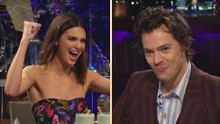 Kendall Jenner GRILLS Rumored Ex Harry Styles About Which of His Songs Were Inspired By Her