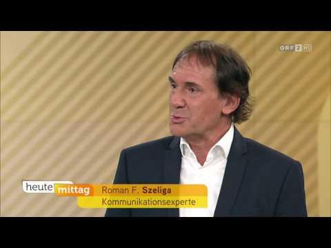 Dr. Roman Szeliga - ORF Heute Mittag - Thema: Urlaub mit Pubertierenden