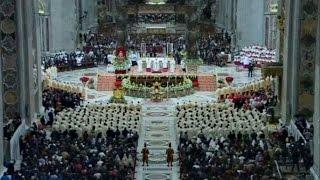Католики во всем мире отмечают Рождество (новости) http://9kommentariev.ru/(http://www.epochtimes.ru ] Более миллиарда католиков и христиан других конфессий по всему миру отмечают 25 декабря..., 2014-12-25T08:02:04.000Z)