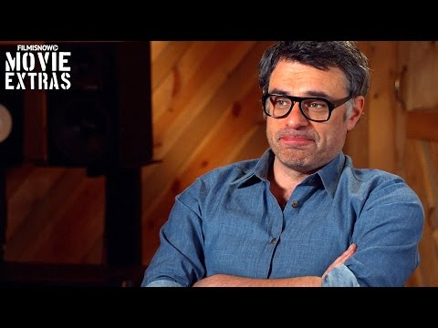 Moana | On-set visit with Jemaine Clement 'Tamatoa'