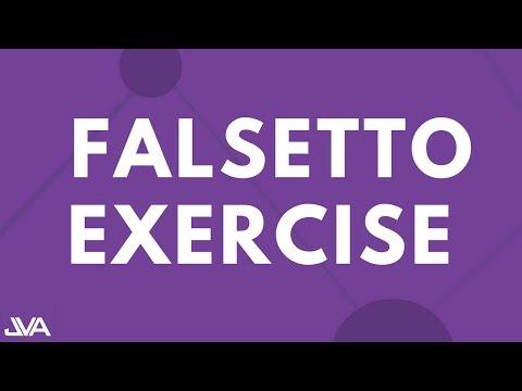 FALSETTO - VOCAL EXERCISE #2