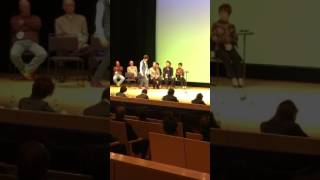 石川県歌謡コンテスト入賞 2016 小学6年生.