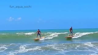 SUP SURF SOCHI - CHOSTA
