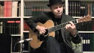 Blackbird (acoustic guitar cover)