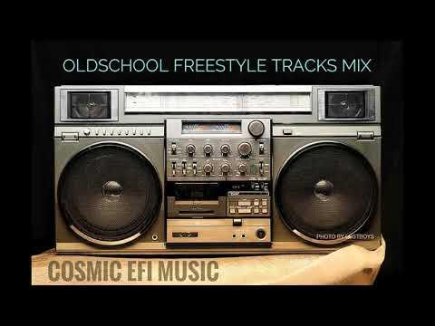 Cosmic EFI - Oldschool Freestyle Tracks Mix  Break Dance   2018