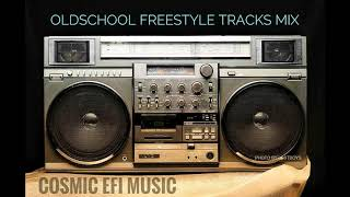 Cosmic EFI - Oldschool Freestyle Tracks Mix / Break Dance Music / 2018