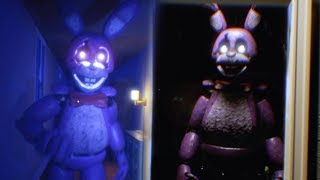 I LOVE THIS BONNIE ANIMATRONIC!!! || FNAF The Return Of Creation (Five Nights at Freddys)