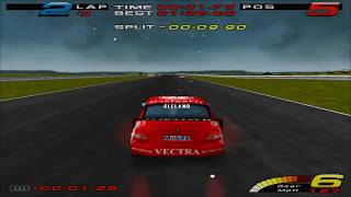 TOCA Touring Car Championship PC version in 1080p