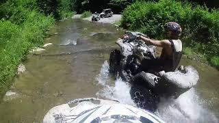 Hatfield McCoy Trails Indian Ridge and Ashland Resort