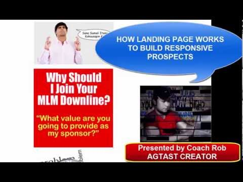 HOW LANDING PAGE WORKS TO BUILD RESPONSIVE PROSPECTS