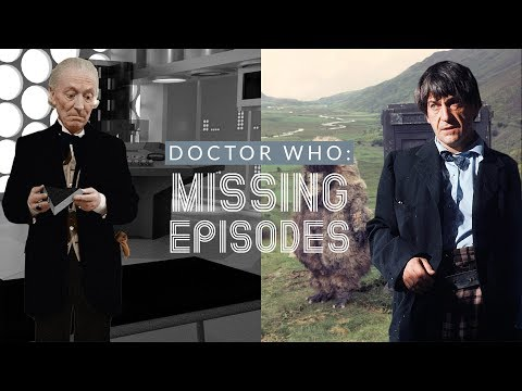 """""""Doctor Who: The Missing Episodes"""" Documentary - Omnibus"""