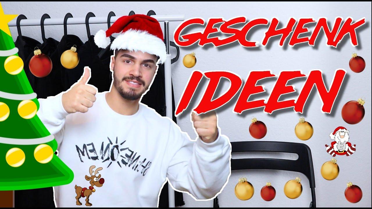 weihnachtsgeschenke f r m nner always overdressed youtube. Black Bedroom Furniture Sets. Home Design Ideas