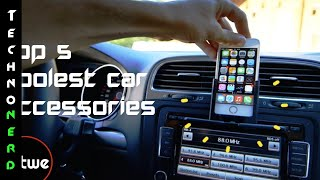 5 Best Car Gadgets Available Now*