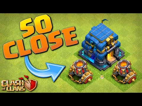 2 DEFENSES LEFT!  TH12 Farm to Max | Clash of Clans